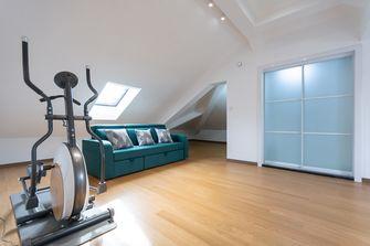 140平米三日式风格健身室装修图片大全