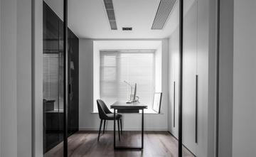 130平米四室两厅现代简约风格衣帽间装修效果图