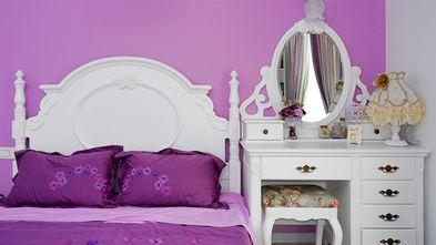 90平米三室一厅地中海风格卧室效果图