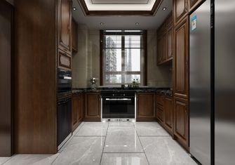 120平米四室一厅中式风格厨房图