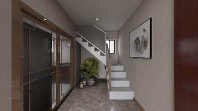 60平米一居室中式风格楼梯间图