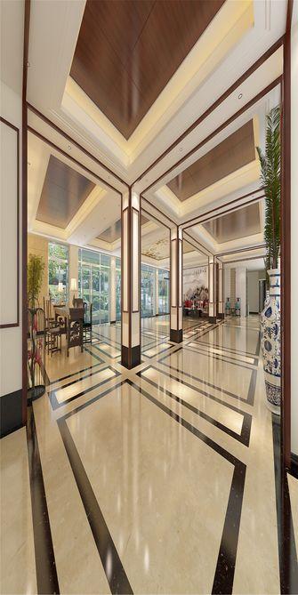 140平米现代简约风格阳光房设计图