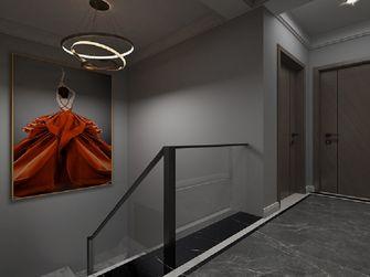 140平米四室一厅混搭风格走廊图片
