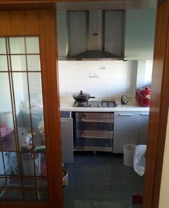 30平米以下超小户型中式风格厨房装修案例