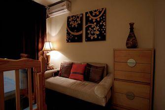 140平米四室两厅东南亚风格客厅装修案例
