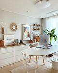 110平米三室两厅宜家风格卧室效果图