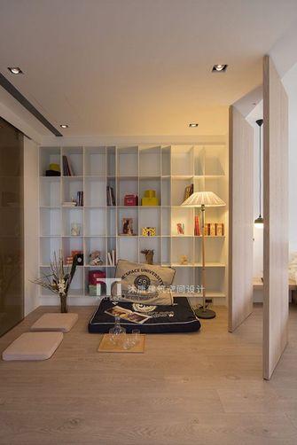 富裕型120平米三室两厅北欧风格储藏室装修图片大全