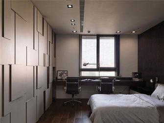 130平米三其他风格卧室装修案例