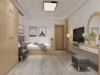 50平米日式风格卧室装修案例