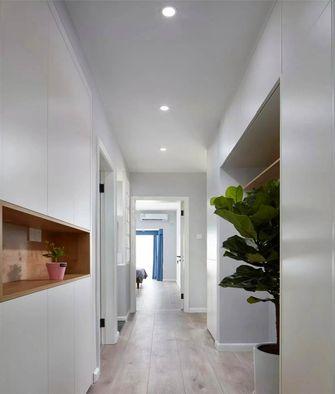 100平米三室一厅北欧风格走廊欣赏图