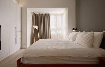 80平米三东南亚风格卧室装修案例