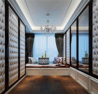 140平米三室两厅中式风格影音室图片