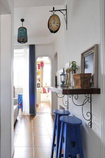 50平米公寓地中海风格玄关装修案例