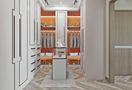 140平米四中式风格储藏室装修案例