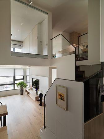 90平米北欧风格楼梯图片大全