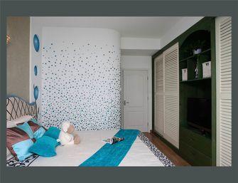 120平米四室两厅地中海风格卧室设计图