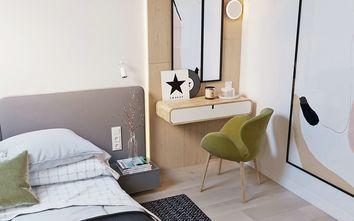 80平米公寓北欧风格梳妆台图片