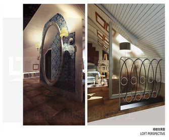 豪华型140平米别墅新古典风格楼梯效果图