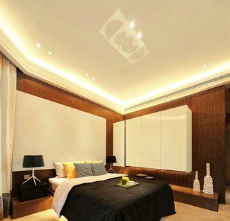 140平米美式风格卧室图片大全