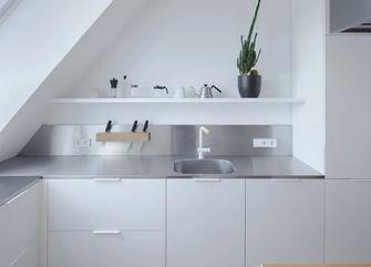 50平米公寓日式风格厨房图片