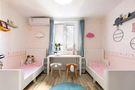 90平米四宜家风格儿童房设计图