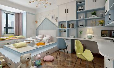130平米三室两厅新古典风格儿童房装修案例