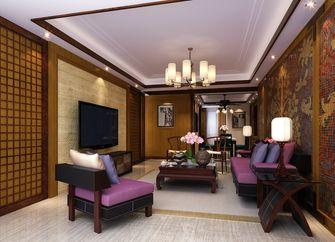 110平米三室两厅中式风格其他区域装修案例