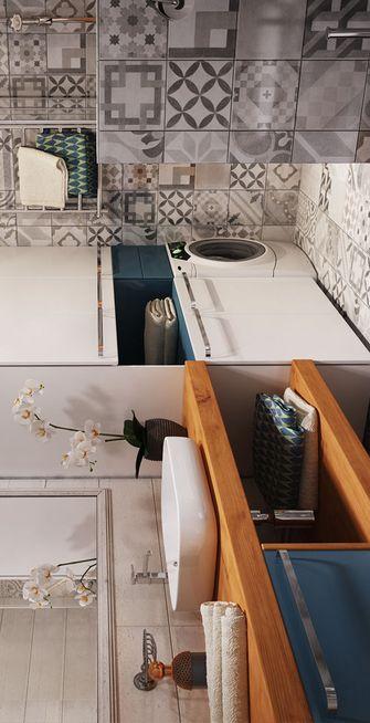 50平米一室两厅其他风格卫生间装修案例