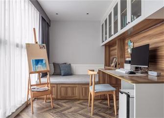 110平米四室一厅现代简约风格儿童房设计图
