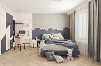 90平米法式风格卧室欣赏图