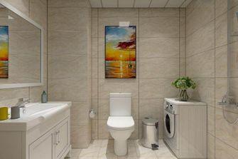 90平米欧式风格卫生间欣赏图