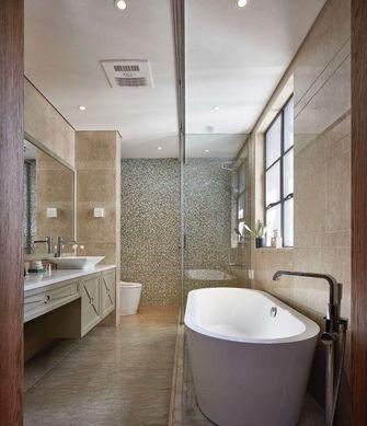 50平米一室一厅宜家风格卫生间效果图