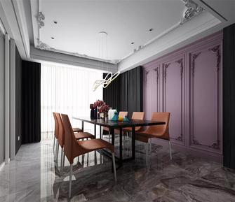 140平米三新古典风格餐厅装修图片大全