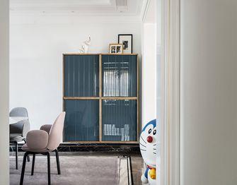 140平米四室四厅新古典风格厨房图