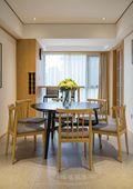 60平米公寓中式风格餐厅装修图片大全
