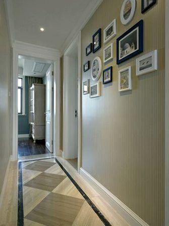 100平米三美式风格走廊图片大全