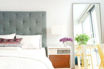 90平米三室两厅田园风格卧室效果图