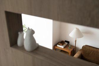 140平米四室两厅田园风格走廊欣赏图