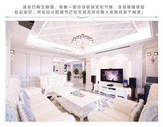 20万以上140平米四室三厅法式风格客厅装修案例