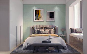 140平米复式现代简约风格阳光房图片