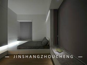 50平米小户型日式风格卧室图