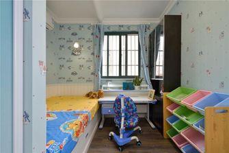 90平米中式风格儿童房欣赏图