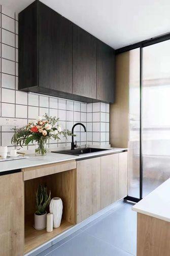 50平米宜家风格厨房装修案例