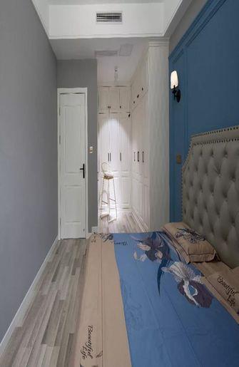5-10万110平米三室两厅美式风格卧室欣赏图