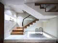 15-20万140平米三室两厅中式风格楼梯图