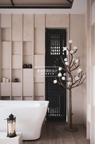 140平米别墅东南亚风格卫生间装修案例
