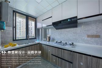 80平米三欧式风格厨房效果图