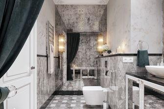 50平米一居室欧式风格卫生间装修案例