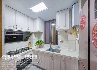 70平米中式风格厨房设计图