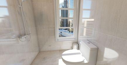 110平米四室两厅中式风格卫生间装修案例